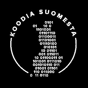 Koodia Suomesta ry:n logo