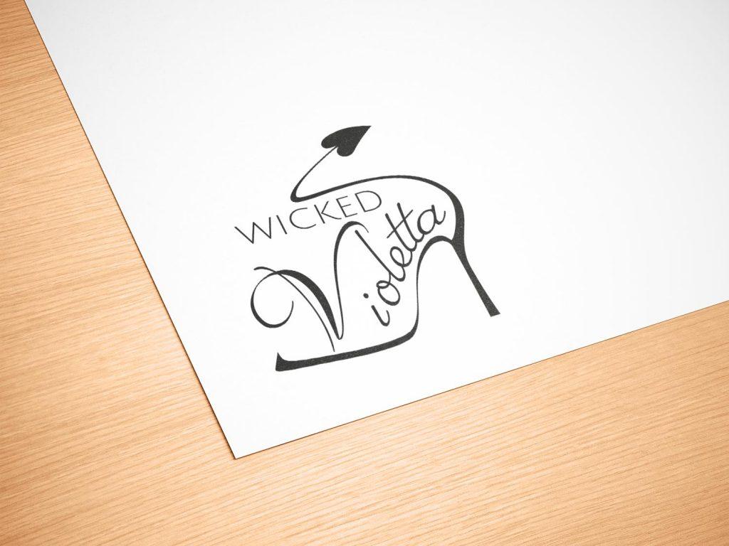 Wicked Violetta logo